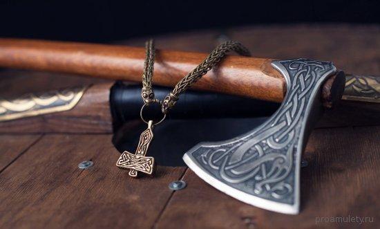 Амулет молот Тора: значение, использование и изготовление