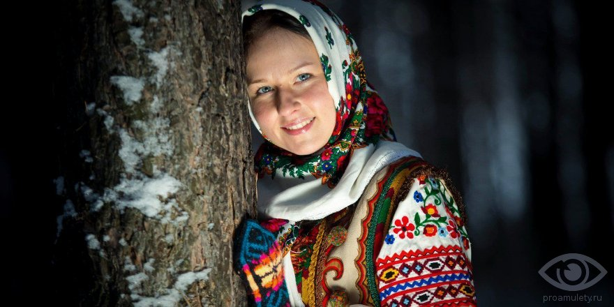 Женские славянские обереги и их значение