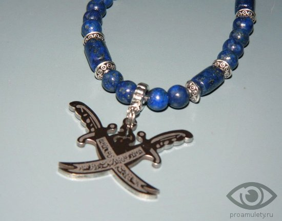 serebrjanyj-amulet-zulfikar-islam