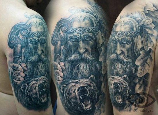 tatu-oberegi-znachenie-veles-medved