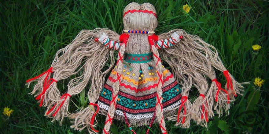 Славянские куклы-обереги: их значение, как сделать своими руками