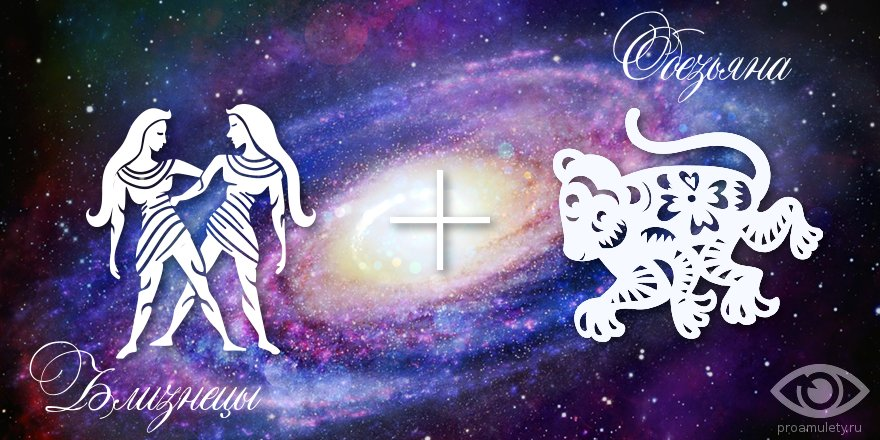 zodiak-bliznecy-obezjana-muzhchina-zhenshhina-harakteristika