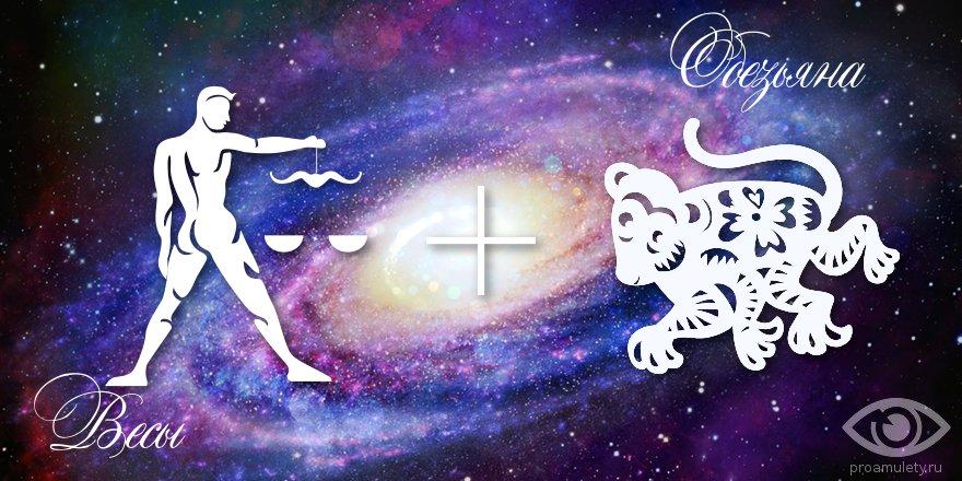 zodiak-vesy-obezjana-muzhchina-zhenshhina-harakteristika