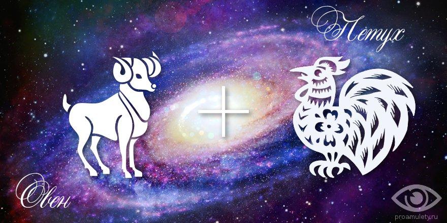 zodiak-oven-petuh-muzhchina-zhenshchina-harakteristika